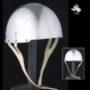 14th Century Secret Helmet - 14 Gauge
